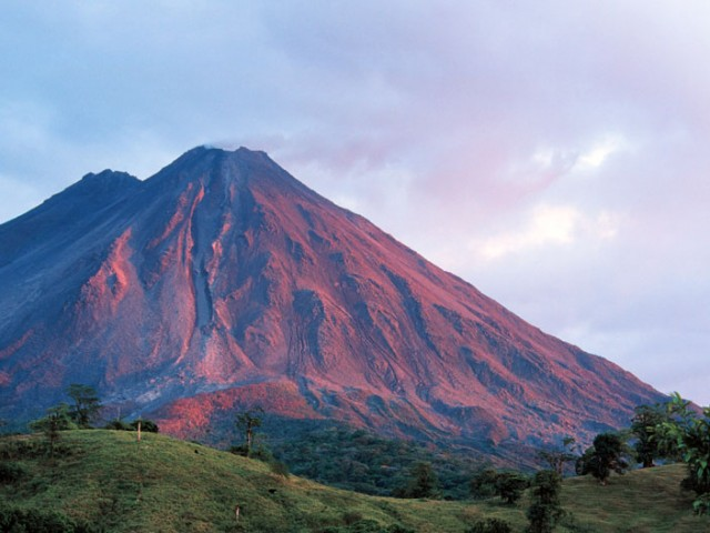 Sunset – Arenal Volcano