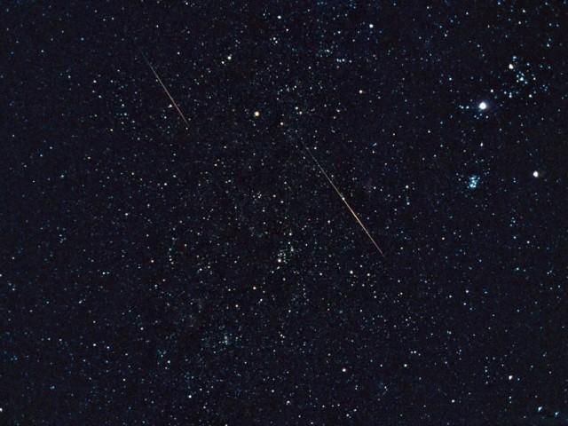 Leonid Meteors 2000