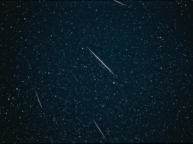 2001 Leonid Meteors (2)