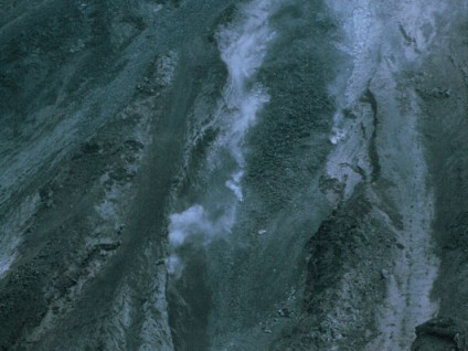 Lava Tube and Blockfall – Arenal Volcano