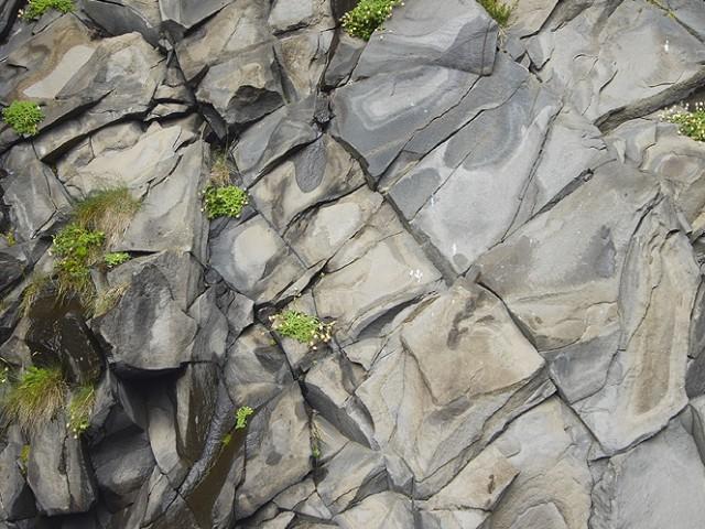 Rock Pattern – Columnar Basalt