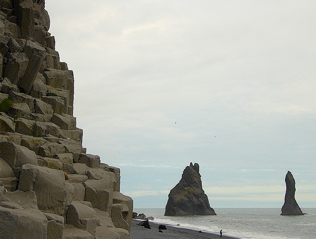 Columnar Basalt – Sea Stacks