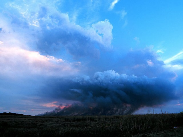 Everglades Wildfire (2)