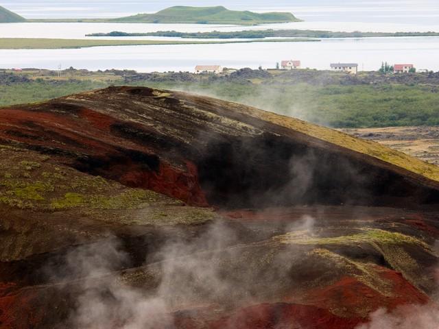 Steam Vents – Namafjall Ridge
