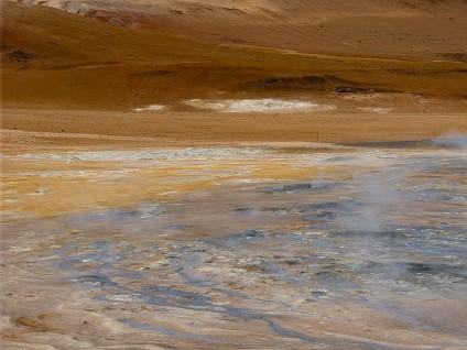 Fumaroles – Volcanic Mineral Deposits