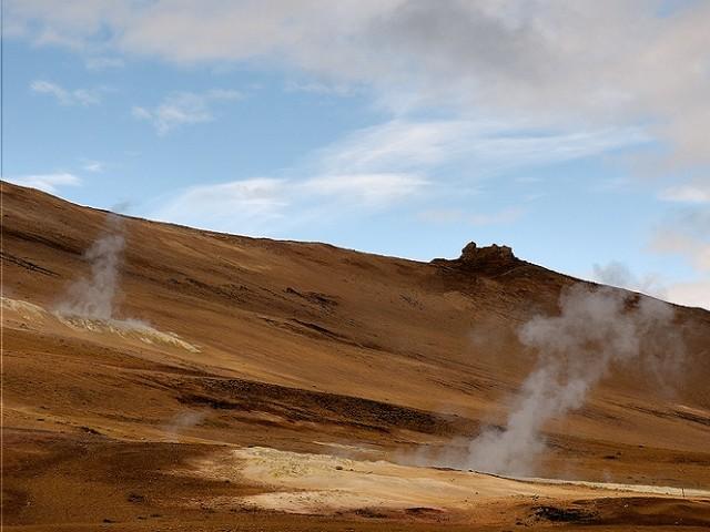 Volcanic Landscape – Hverarond