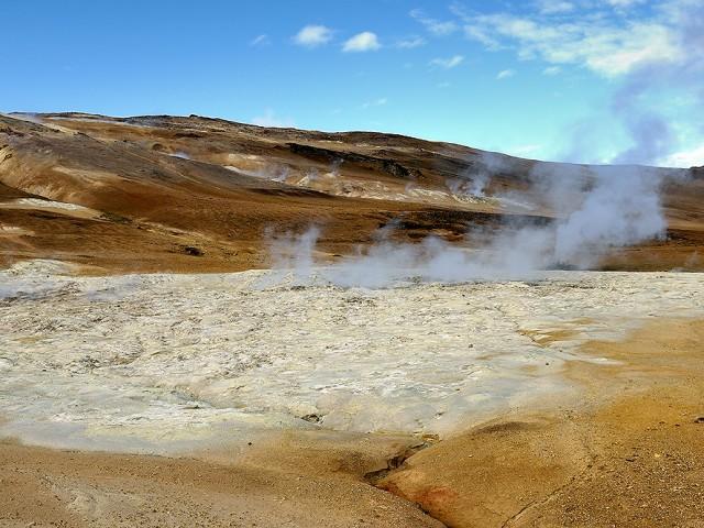 Solfatara – Volcanic Landscape