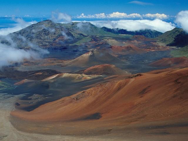 Haleakala – Volcanic Cones