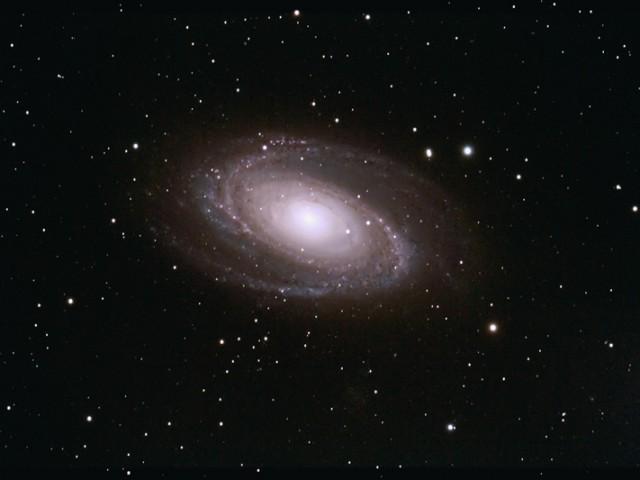 M81 – Bode's Galaxy