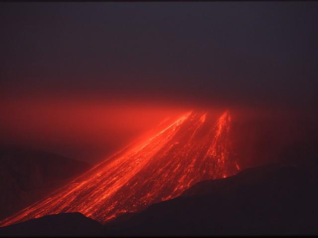 Lava Flows (1) – Soufriere Hills Volcano