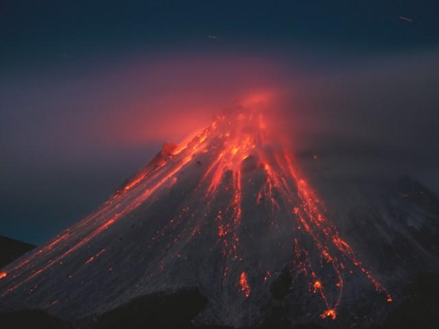 Lava Flows (7) – Soufriere Hills Volcano