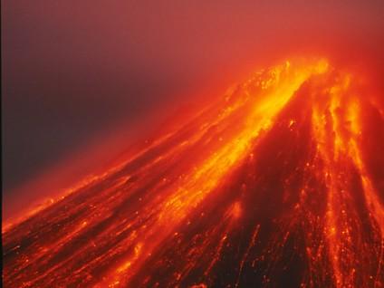 Lava Flows (6) – Soufriere Hills Volcano