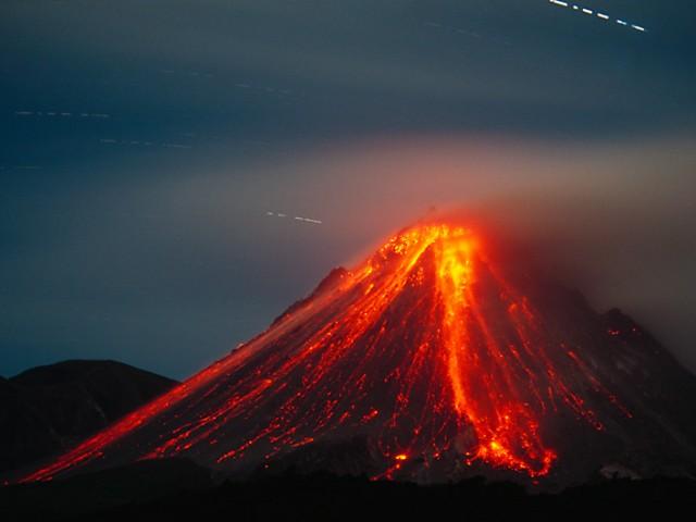 Lava Flows (5) – Soufriere Hills Volcano