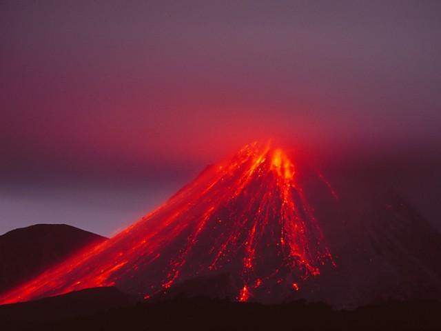 Lava Flows (4) – Soufriere Hills Volcano