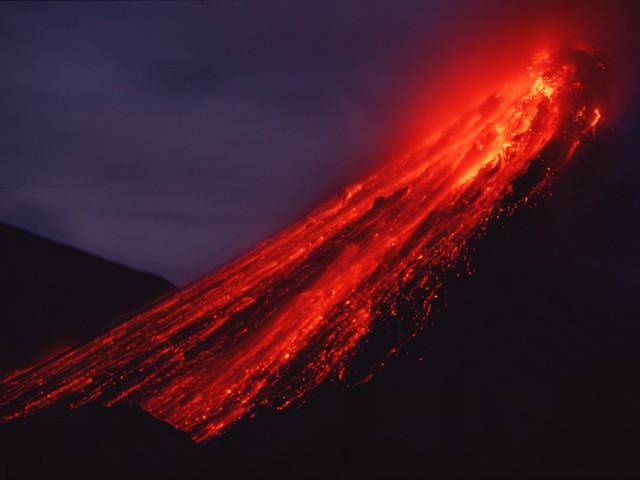 Lava Flows (2) – Soufriere Hills Volcano