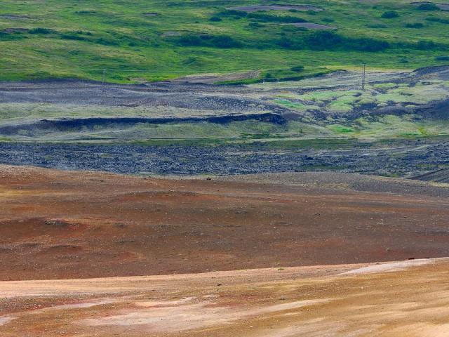 Scenic – Namafjall