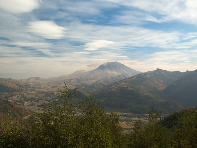 Mount St. Helens Landscape 1