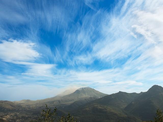 Mount St. Helens Landscape 2