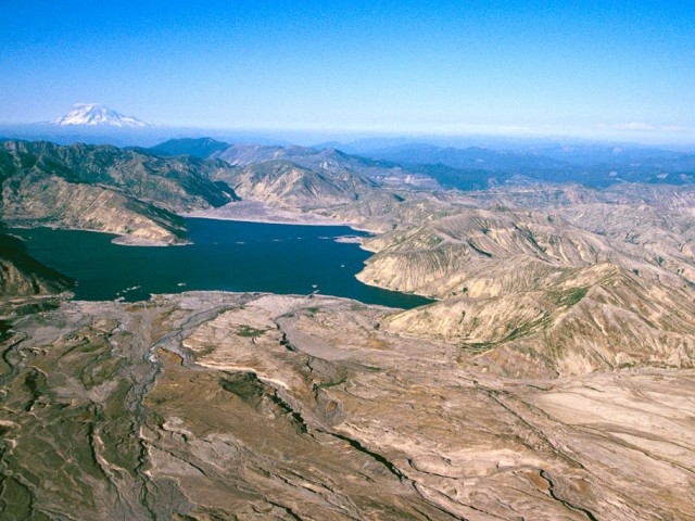 Mount St. Helens Area