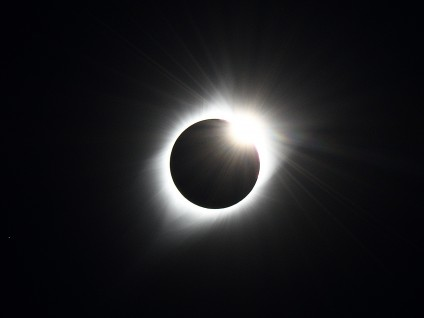 2017 Total Solar Eclipse – Diamond Ring